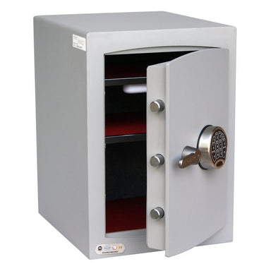 Securikey Mini Vault Silver 2E Electronic Locking Safe
