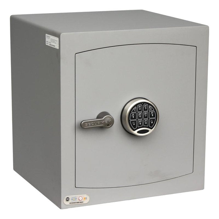 Securikey Mini Vault Silver 3 E Electronic Locking Safe
