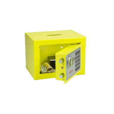 Phoenix Compact Yellow Safe Open