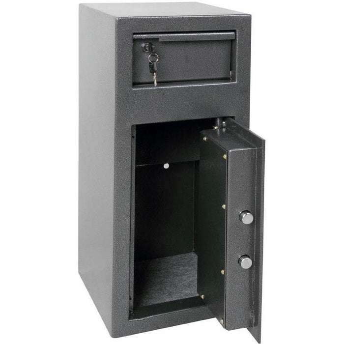 Phoenix Cashier Day Deposit SS0992KD Key Locking Deposit Safe