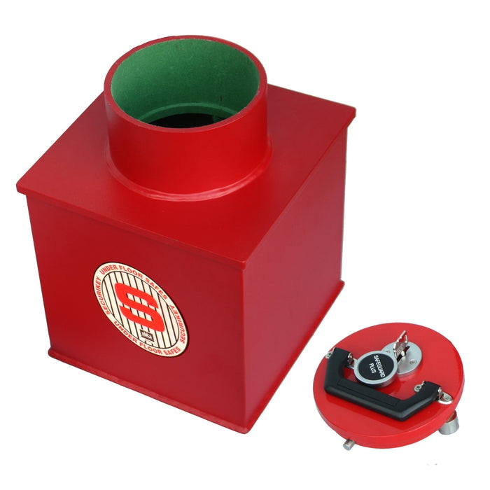 An image of Securikey Safeguard Size 3 Under Floor Safe Key Locking