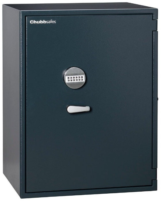 Chubbsafes Senator Grade 1 M4 200E Electronic Locking Safe with door closed