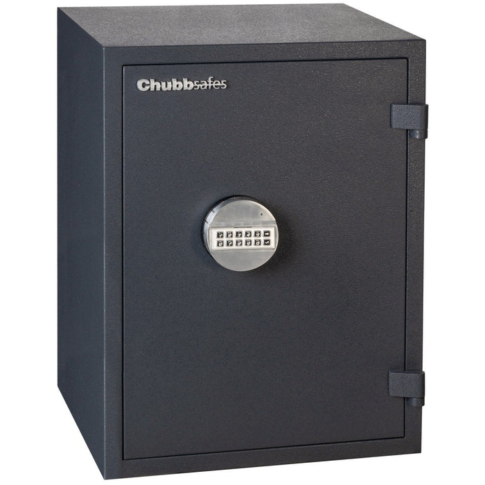 Chubbsafes HomeSafe S2 30 P 50E Electronic Locking Safe with door closed