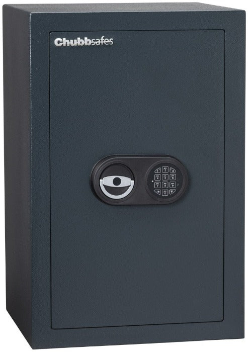 Chubbsafes Zeta Grade 0 Size 50K Electronic Locking Safe with door closed