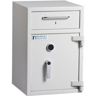 Dudley Hopper Deposit Safe CR3000 Size 1 Key Locking Deposit Safe