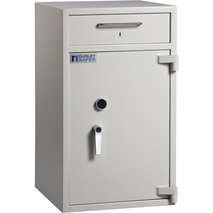 Dudley Hopper Deposit Safe CR4000 Size 3 Key Locking Deposit Safe