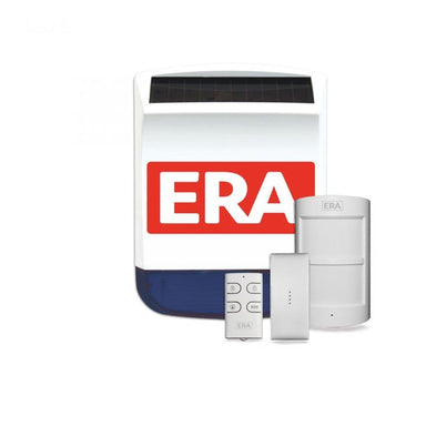 ERA Valiant Wireless Solar Siren Alarm Kit