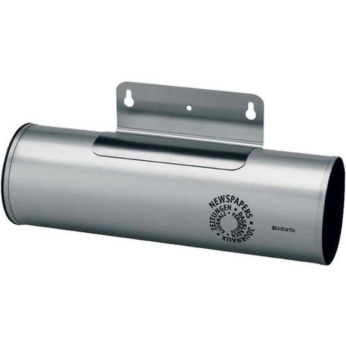 DAD Stainless Steel Newspaper Holder D100