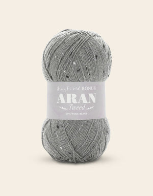 Bonus Aran Tweed - Cove Grey