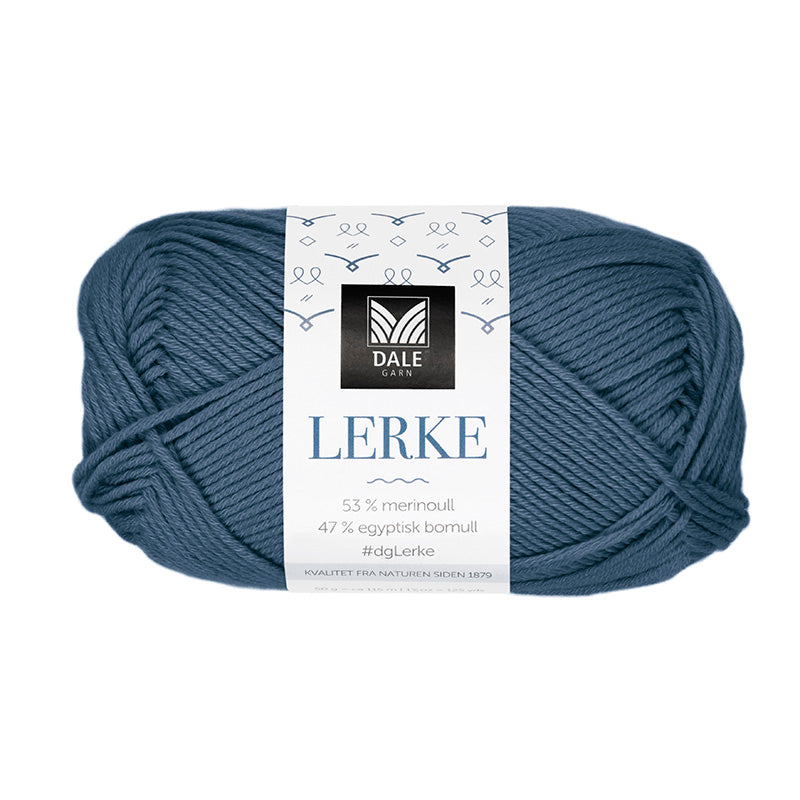 Lerke - (8105) Mørk denim