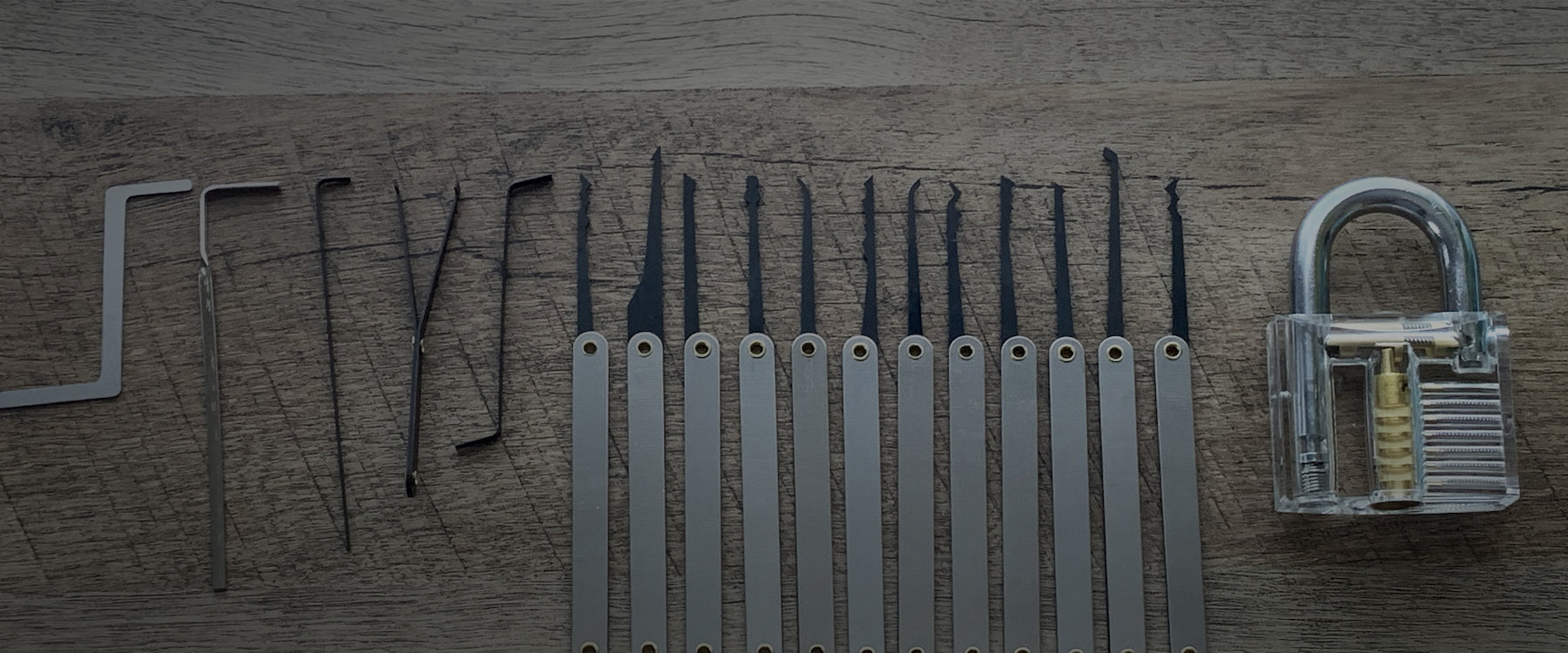 The best place for getting started with the art of lockpicking Lock Pick Genius