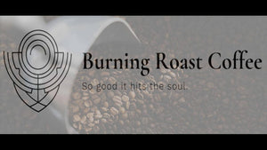 Burning Roast Coffee