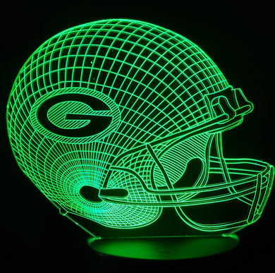 Greenbay Packers Helmet