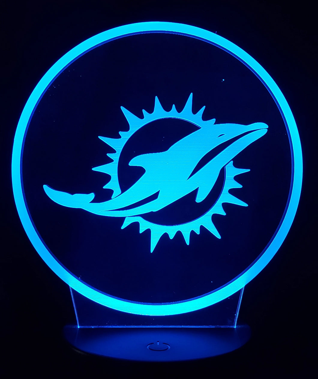 Miami Dolphins Plaque