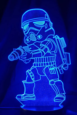 Stormtrooper Animated