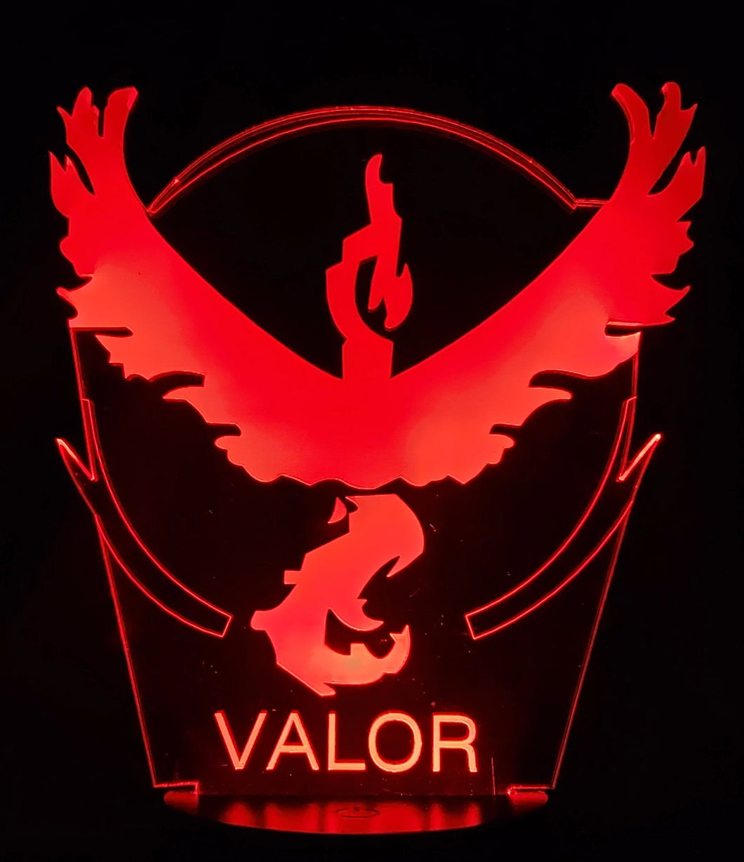 Valor Badge