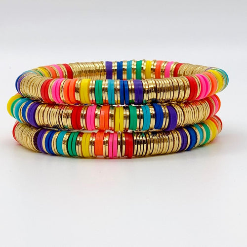 London Lane Day Dream Rainbow Bracelet