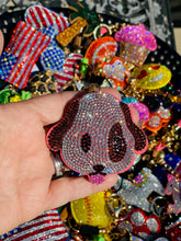 Load image into Gallery viewer, Sparkle Keychains