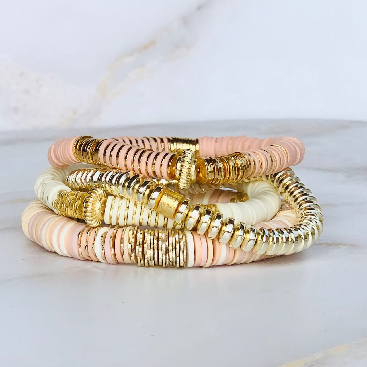London Lane Champagne  Brunch Stack Set