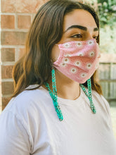 Load image into Gallery viewer, London Lane Marbled Mask Lanyard