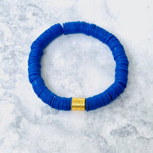 Load image into Gallery viewer, London Lane Essential Colors Heishi Bracelet