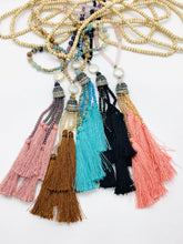 Load image into Gallery viewer, Sultan's Tassel Necklace