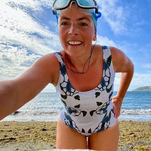 Swimmers and their connection to Wild swimming. #blog 4