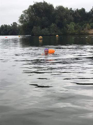 Swimmers and their connection to Wild swimming. #blog 6