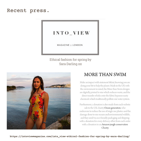 More Than Swim UK in the press in into_view