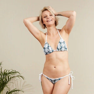 Animal Print bikini Sea turtle print