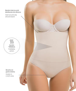 1560 - Body Strapless Ultra Compression - CYSM Mexico fajas_shapers