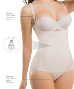 1577 / 1578 - Body Termico  Abdomen - CYSM Mexico fajas_shapers