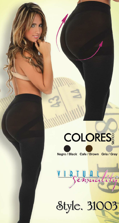 Leggings 31003 - CYSM Mexico fajas_shapers