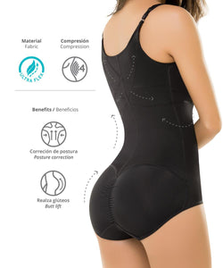 605 / 606  - Body Control Ultra Flex - CYSM Mexico fajas_shapers