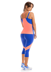 Blue Camiseta Fit - CYSM Mexico fajas_shapers
