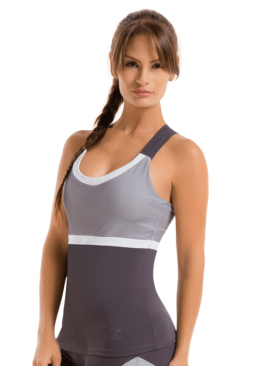 Deep Camiseta Fit - CYSM Mexico fajas_shapers