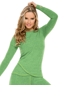 Jaspe Sweater - Fit by CYSM - CYSM Mexico fajas_shapers