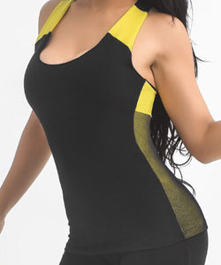Shine Camiseta Fit - CYSM Mexico fajas_shapers