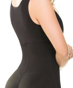 234 - Enterizo Integral con Brasier de Soporte - CYSM Mexico fajas_shapers