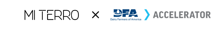 Exciting News! Mi Terro Joins Dairy Farmers of America Accelerator