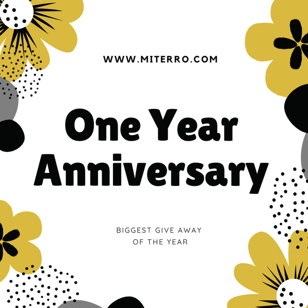 Mi Terro Is Turning One Year Today! What Have We Done?