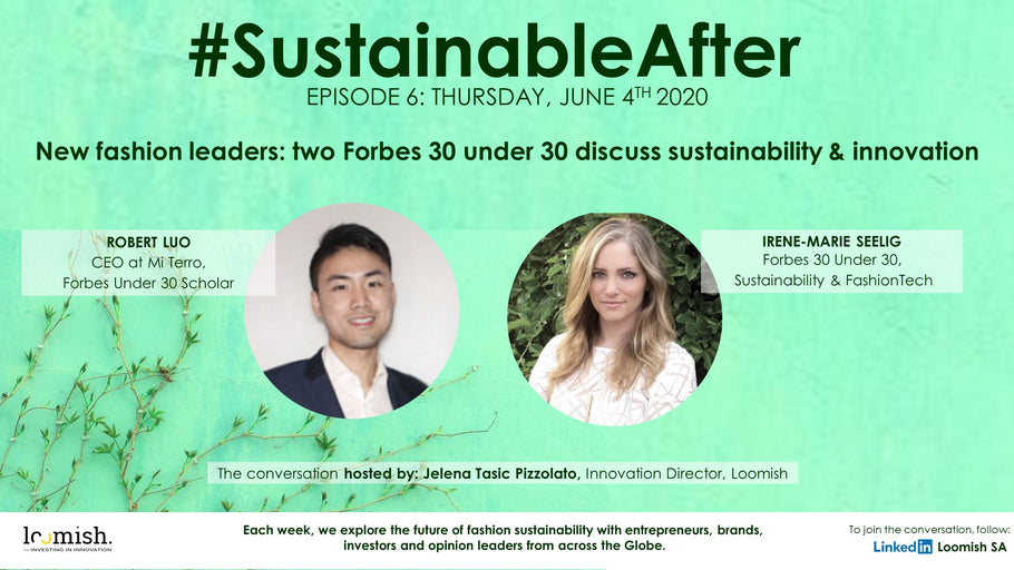 #SustainableAfter - Episode 6: Here's how two Forbes 30-under-30 are making fashion more sustainable