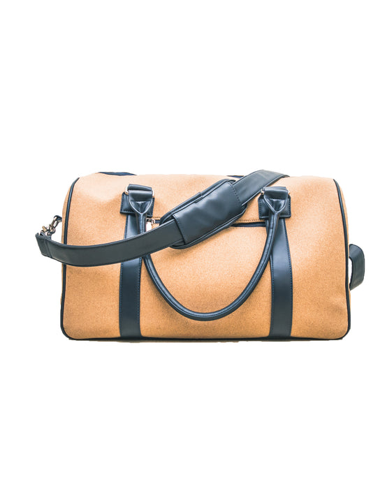 CDS Weekender Men Jet Black Bag