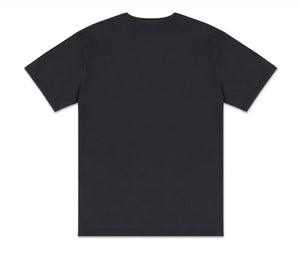 Odor-Free Made from Milk Men Black Tee