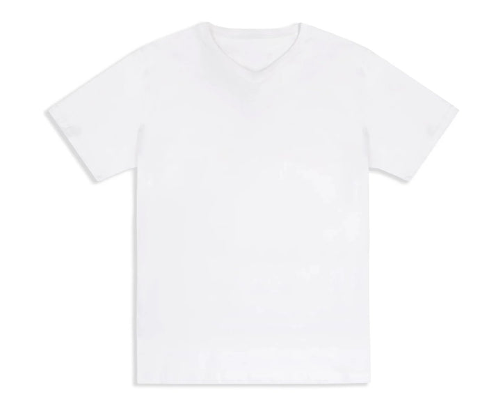 Organic White Made from Milk Women Tee
