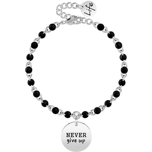 Bracciale Kidult donna NEVER GIVE UP | TENACIA 731852