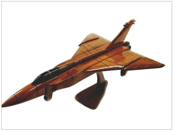 Avrow Canada CF-105 Arrow Handcrafted Natural Mahogany Premium Wood Desk Model