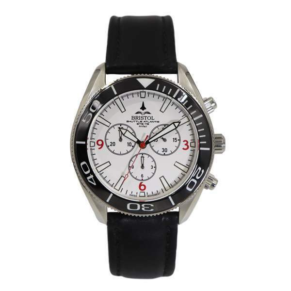 SS Atlantis Aviator Pilot Watch with Specific Functions