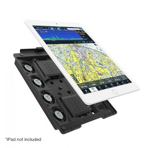 Active Cooling Mount For Use with IPad Mini - Keep Your iPad Cool At All Times