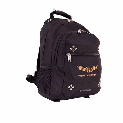 New Scheyden True Aviator Backpack With 7 Pockets & Water Resistant